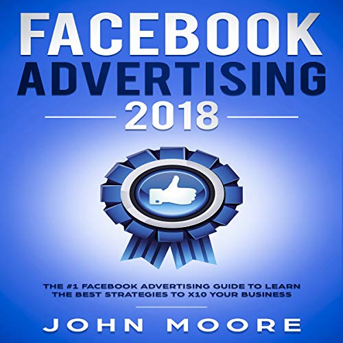 Facebook Advertising 2018 cover art