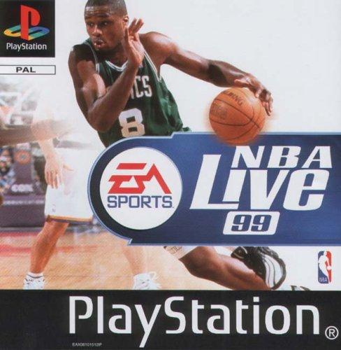 Playstation 1 - NBA Live 99