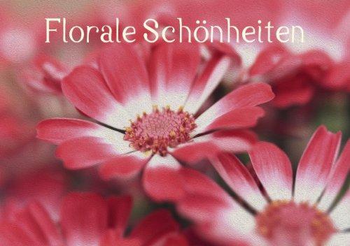 Florale Schönheiten (Tischaufsteller DIN A5 quer)