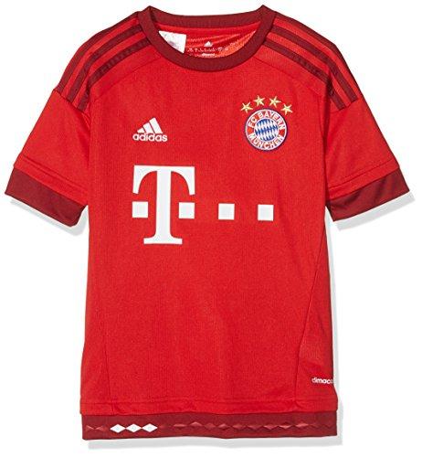 Trikot Adidas FC Bayern 2015-2016 Home - Lewandowski [Jugend Gr.164]