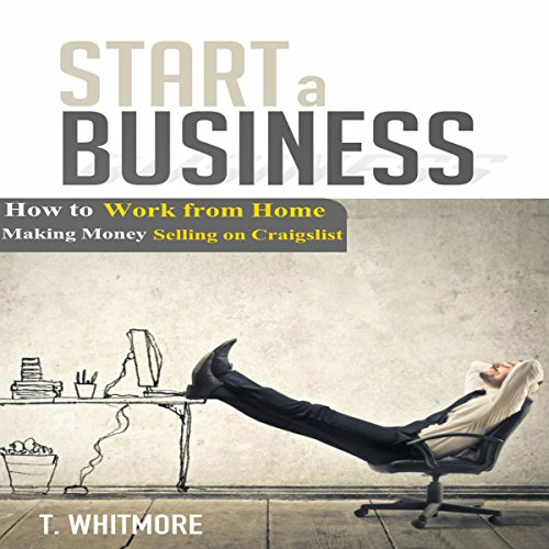 Start a Business audiobook cover art