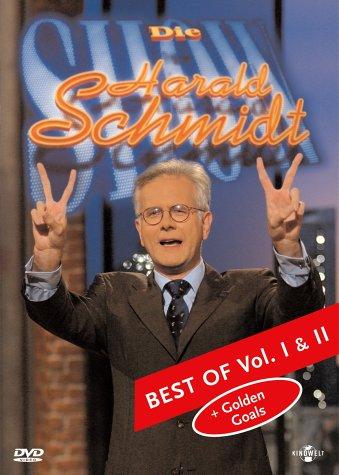 Die Harald Schmidt - The Best of Vol. 1 & 2 + Golden Goals