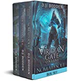 Viridian Gate Online - Illusionist: Books 1 - 3 (Nomad Soul, Dead Man's Tide, Inquisitor's Foil)...