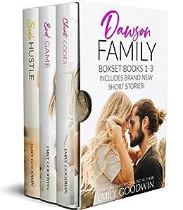 Dawson Family Boxset (Books 1-3) by [Emily Goodwin]