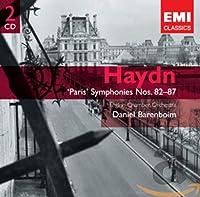 Symphony Nos 82-87 the Paris Symphonies