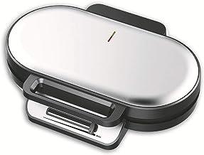 Sandwich Toastie Maker avec machine de petit-déjeuner à domicile Double plateau Gaufle Maker Mini Sandwich Maker fengong