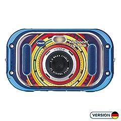 VTech 80-163504 Kidizoom Touch 5.0 Aparat cyfrowy dla dzieci aparat cyfrowy, wielokolorowy