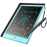 Tableta de Escritura Color LCD 10 Pulgadas, Tablet Escritura Pantalla Colorido Infantil, Tableta Grafica Dibujo Niños Adecuada para el Hogar, Escuela, Oficina, Cuaderno de Notas con Fundas