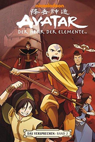 Avatar: Der Herr der Elemente - Das Versprechen, Band 2