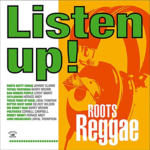 Listen Up!Roots Reggae [Vinyl LP]