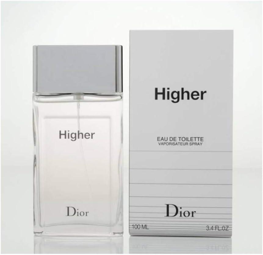 Higher By Christian Dior For Men. Eau Fashionable Toilette Product Spray 3.4 Ounc De