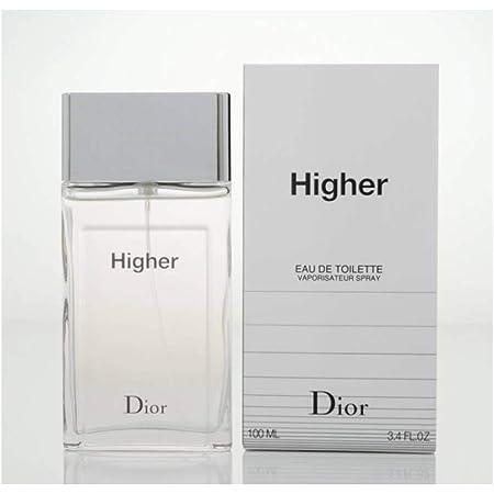 Higher By Christian Dior For Men. Eau De Toilette Spray 3.4 Ounces