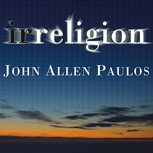Irreligion audiobook cover art