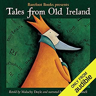 Tales from Old Ireland cover art