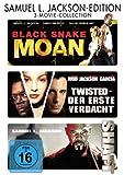 Black Snake Moan / Shaft / Twisted - Der Erste Verdacht [3 DVDs] [Alemania]