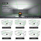 Zoom IMG-1 livella laser verde tacklife 3