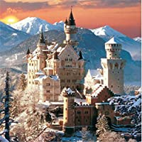 大人のための6000ピースのジグソーパズル大人のための美しい城のジグソーパズル大人のための6000ピースのパズル6000ピースのパズル6000ピース