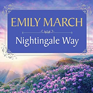 Nightingale Way     Eternity Springs, Book 5              Written by:                                                                                                                                 Emily March                               Narrated by:                                                                                                                                 Käthe Mazur                      Length: 10 hrs and 2 mins     Not rated yet     Overall 0.0