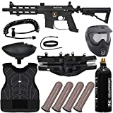 Action Village Tippmann US Army Project Salvo Light Gunner Paintball Gun Package Kit