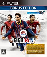 FIFA 14 ワールドクラス サッカー Bonus Edition (【特典】2,200 FIFA ポイント ダウンロードコード、EA SPORTS FOOTBALL CLUB ダウンロードコードパック 同梱) - PS3