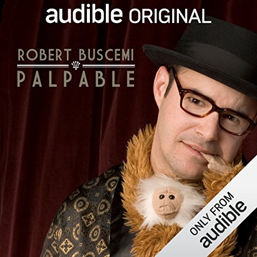 Palpable audiobook cover art