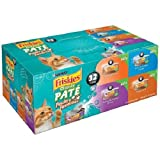 Purina Friskies Wet Cat Food, Classic Pate Poultry Favorites Variety Pack, 5.5 oz Cans, Pack of 32... Give Your Precious Pet a Nice Treat