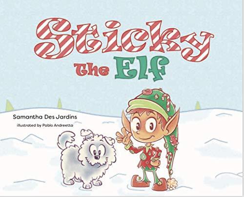 Sticky the Elf