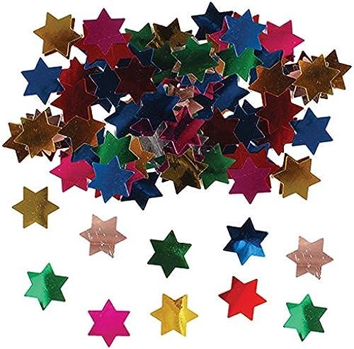 descuento online Estrella Estrella Estrella de David confeti  a la venta