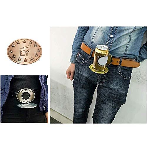 beer belt buckle - 2