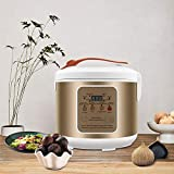 4YANG Fermentador de ajo negro de 5 l, Fermentador de ajos totalmente automático con control...
