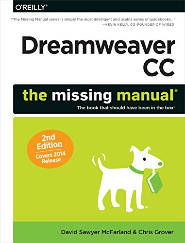Dreamweaver CC: The Missing Manual: Covers 2014 release (Missing Manuals) (English Edition)