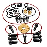 1994-2003 Ford 7.3L Powerstroke Turbo Upgraded Rebuild Kit 360° Thrust for Garrett GTP38 & TP38 | Installation Instructions Included