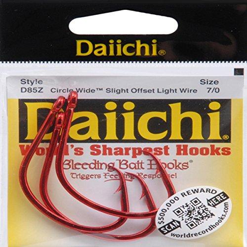Daiichi D85Z-7/0 Circle Chunk Wide H