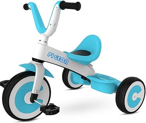 Kinder Dreirad Fahrrad 2-5 Jahre alt (Farbe   1)