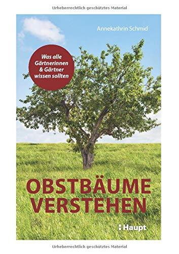 Haupt Verlag Obstbäume verstehen: Was Bild