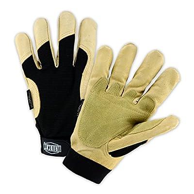 IRONCAT Buffalo Leather Glove Kevlar Palm
