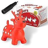 all kids united Hüpftier Sprungpferd REH - Hüpfpferd Sprungtier