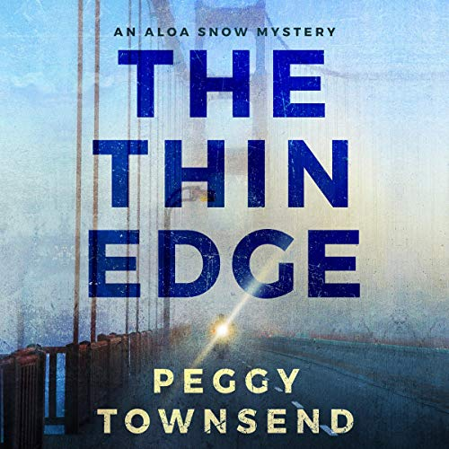 The Thin Edge audiobook cover art
