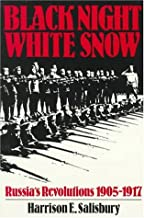 Black Night, White Snow (Da Capo Paperback)