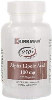 Kirkman Labs - Alpha Lipoic Acid 100 mg 120 caps