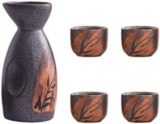 Maya Star Japanisches Sake-Set, Sake-Becher, traditionelles