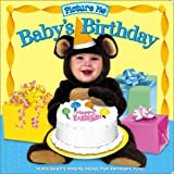 Picture Me Baby's Birthday