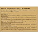 Zoom IMG-2 biotique gold radiance kit viso