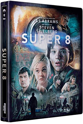Super 8 (Steelbook) - BD [Blu-ray]