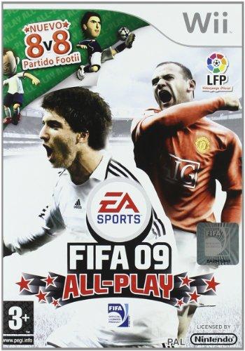 Fifa 09 All-Play [Importer espagnol]
