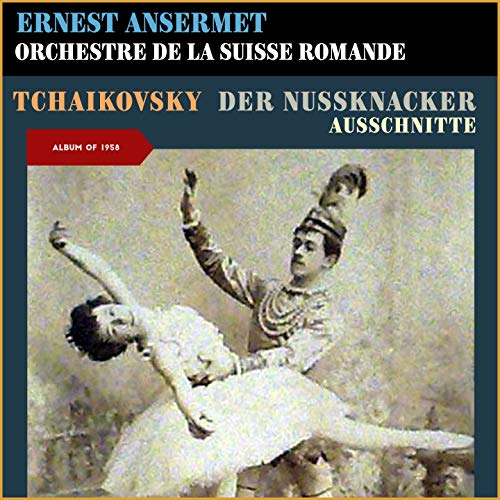 Der Nußknacker, Op.71, Akt 2: Divertissement - Schokolade - Spanischer Tanz (Bolero)