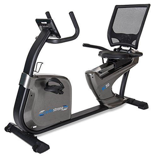 Cardiostrong BC50 Recumbent Exercise Bike