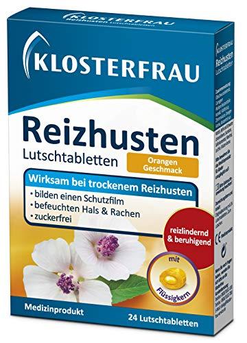 Klosterfrau Broncholind Reizhusten Lutschtabletten, 24 St