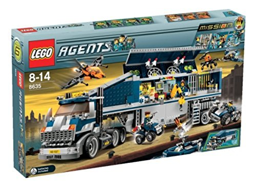 LEGO Agents 8635