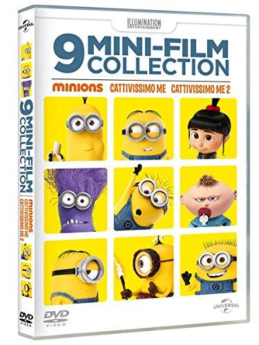 minions - 9 mini movie collection